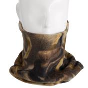 Gonex Multifunctional Neck Warmer/Versatile Neck Warmer/Face Mask/Hat Snood/Scarf Military Fleece Print Face Warmer for Ski Snowboard Cycling Sports Genuine