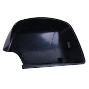Jade Onlines Door Mirror Cover Caps Trim with LED Step Light Hole for BMW E53 X5 2000-2006