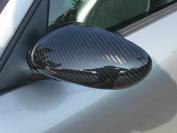 AutoTecknic Dry Carbon Fibre Mirror Covers - Porsche 996/ 986