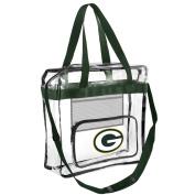 NFL Football Team Logo High End See Thru Clear Messenger Bag