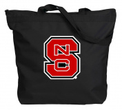 North Carolina State Wolfpack - NCAA Zippered Tote Bag