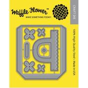 Waffle Flower Die-Gift Bag