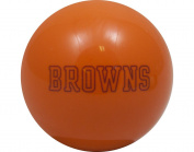 Cleveland Browns ORANGE Billiard Pool Cue Ball