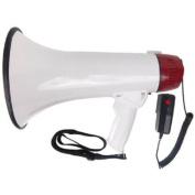 GHP 30Watt Cheerleading Protest Rally Siren Mega Phone Bull Horn Megaphone
