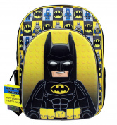 Lego Batman Large Backpack #LBCF01