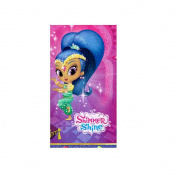 SHIMMER AND SHINE PLASTIC TABLE COVER ~ Birthday Party Supplies Decorations Pink Buyer's Choice