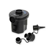 Indispensable Intex Quick Fill Battery Pump for your Air Bed (Neoteric Design)
