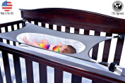 Crescent Womb Infant Safety Bed, Grey