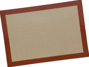 Silicone Baking Mat- Set of 2 Half Sheets (30cm x 42cm ) Non Stick Silicone Liner for