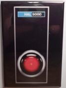 2001 Space Odyssey 5.1cm x 7.6cm MAGNET Refrigerator Locker Kubrick Hal