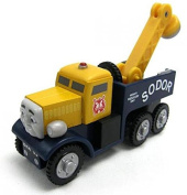 Butch Tow Truck - Thomas & Friends Wooden Railway Tank Train Engine - Brand New Loose