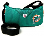 NFL Miami Dolphins Jersey Team Purse, 12 x 7.6cm x 18cm , Blue