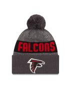 NFL Atlanta Falcons 2016 Sport Knit Beanie, One Size, Graphite