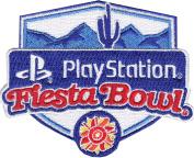 2017 NCAA Fiesta Bowl Jersey Patch Ohio State Buckeyes vs Clemson Tigers
