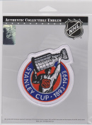 NHL 100th Anniversary of the Stanley Cup Trophy Patch
