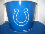 NFL Indianapolis Colts Full Wrap Metal Bucket, 4.7l