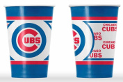 Chicago Cubs Disposable Paper Cups