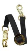 Adjustable Heavy Duty Trailer Tie Strap Panic Snap Bull Snap Horse Pony
