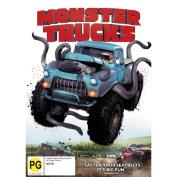 Monster Trucks [Region 4]