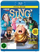Sing Blu-ray  [Region B] [Blu-ray]