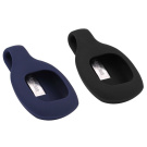 Fitbit Zip Clip Holder Replacement 2 Pack Black & Navy Huadea