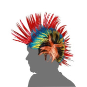 Red Dragon Peter Wright Snakebite Wig & Red Dragon Checkout Card