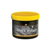 Lincoln Superior Leather Balsam - 400g - contains refined beeswax, lanolin and avocado