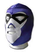 Luchadora ® Purple Ghost Adult size mexican wrestling lucha libre mask