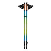 Columbus ND2 - Couple of Nordic-Walking Poles, Blue