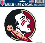 NCAA Florida State Seminoles (FSU) 11cm x 15cm Ultra Decal Cling