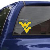NCAA West Virginia Mountaineers 20cm Colour Team Logo Car Decal
