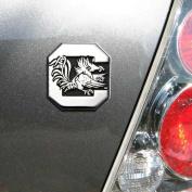 South Carolina Gamecocks Chrome Auto Emblem