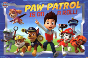 Paw Patrol Poster Group Wall Poster Print, 60cm By 90cm