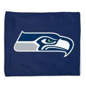 Seattle Seahawks NFL Rally Towel 15x18 Sports Fan Football Hand Kitchen Bar Rag Officially Licenced NFL Merchandise