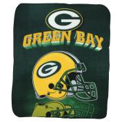 Green Bay Packers fleece blanket (130cm x 150cm ) by Northwest