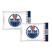 NHL Edmonton Oilers Pillowcases Hockey Pillow Covers