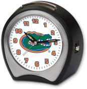 NCAA Collegiate Team Glow-in-the-Dark Table Musical Alarm Clock