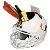 NCAA Miami Hurricanes Mini Helmet Desk Caddy