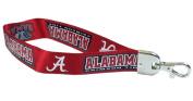 NCAA Alabama Crimson Tide Wristlet, Red, One Size