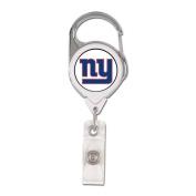 New York Giants Premium Retractable Badge Holder by WinCraft