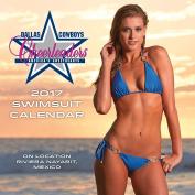 Turner Licencing 2017 Dallas Cowboys Cheerleaders Mini Wall Calendar