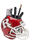 NCAA Rutgers Scarlet Knights Helmet Desk Caddy