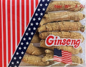 Hand-selected A Grade American Ginseng Large Medium-Short Size