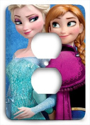 Elsa and Anna - Frozen Outlet Cover
