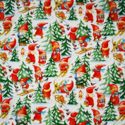 Christmas Wrapping Paper - Busy Tomtar