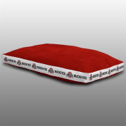 NCAA Ohio State Buckeyes Dog Bed, 26 x 37, Bright Red