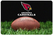NFL Arizona Cardinals Classic Football Pet Bowl Mat, Large