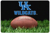 NCAA Kentucky Wildcats Classic Football Pet Bowl Mat, Large