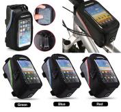 MOBILE PHONE HOLDER BIKE FRAME POUCH BAG CASE Medium
