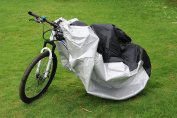 LIHAO Bike Cover 190T Bicycle Cover Waterproof Heavy Duty